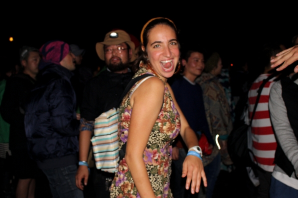 dancing queen Lauren